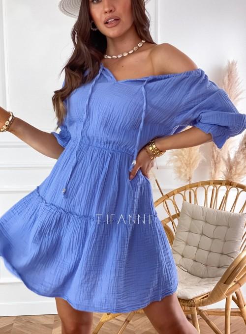 Sukienka Luci jeansowa 4