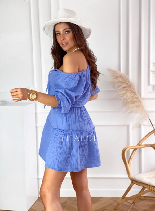 Sukienka Luci jeansowa 5
