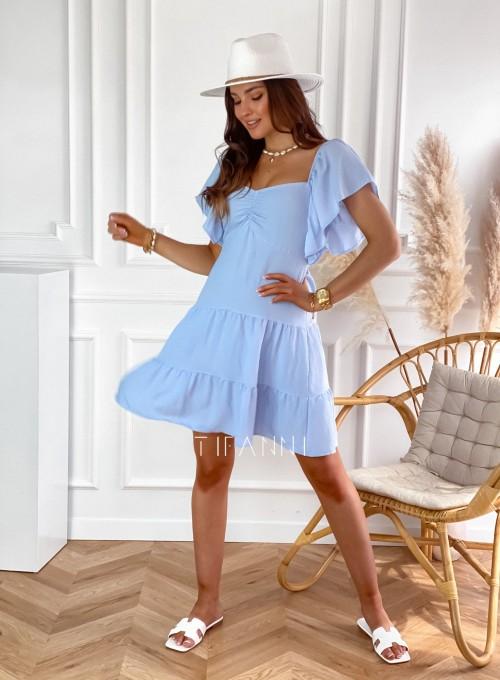 Sukienka Sofia blue jeans 1