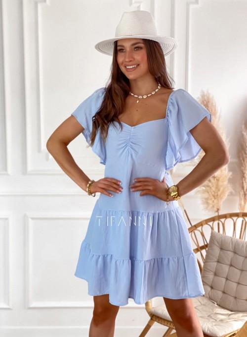 Sukienka Sofia blue jeans 3