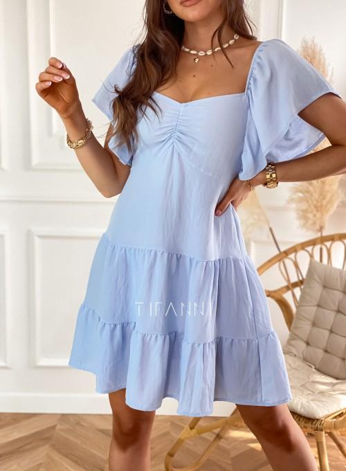 Sukienka Sofia blue jeans 4