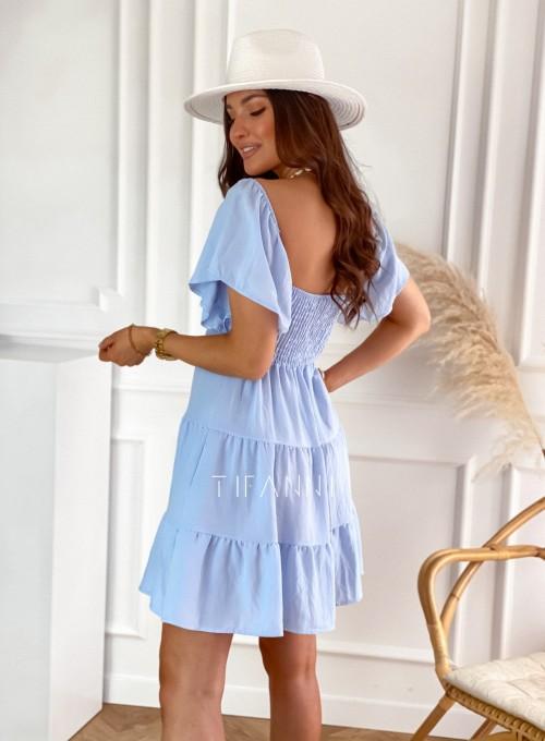 Sukienka Sofia blue jeans 5