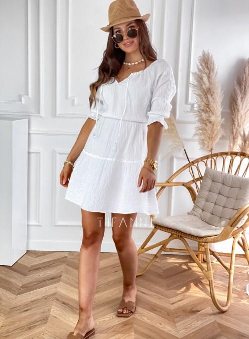 Sukienka Luci biała 2