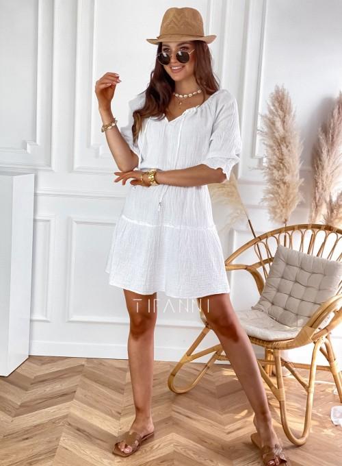 Sukienka Luci biała 3