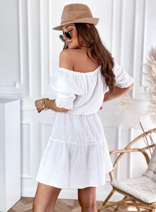 Sukienka Luci biała 5