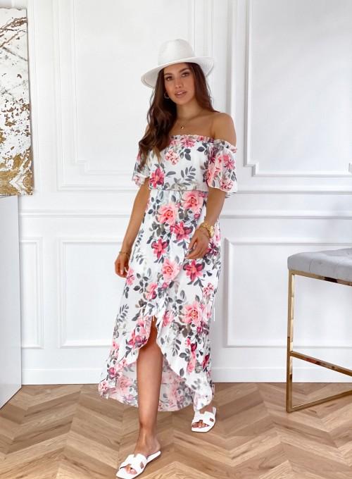 Sukienka hiszpanka maxi Luma 1