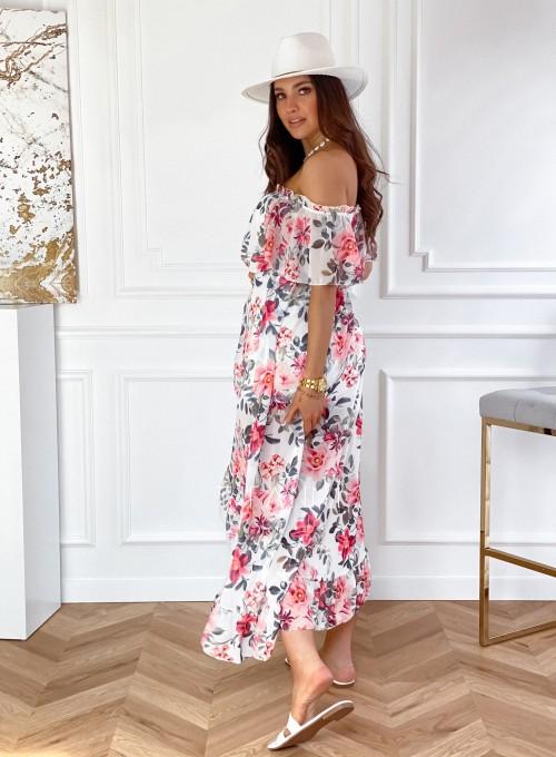 Sukienka hiszpanka maxi Luma 4