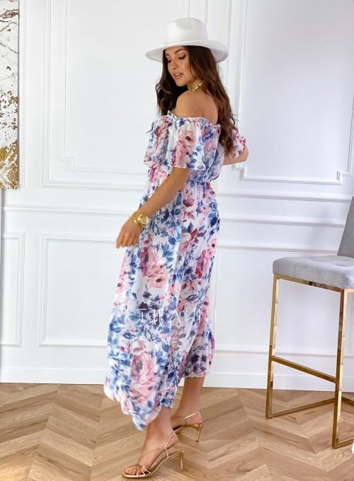 Sukienka hiszpanka maxi Luma III 4