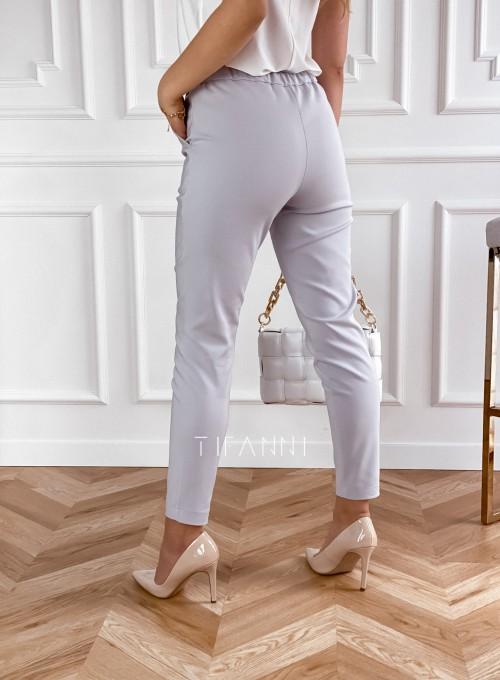 Spodnie Lavia popiel 2