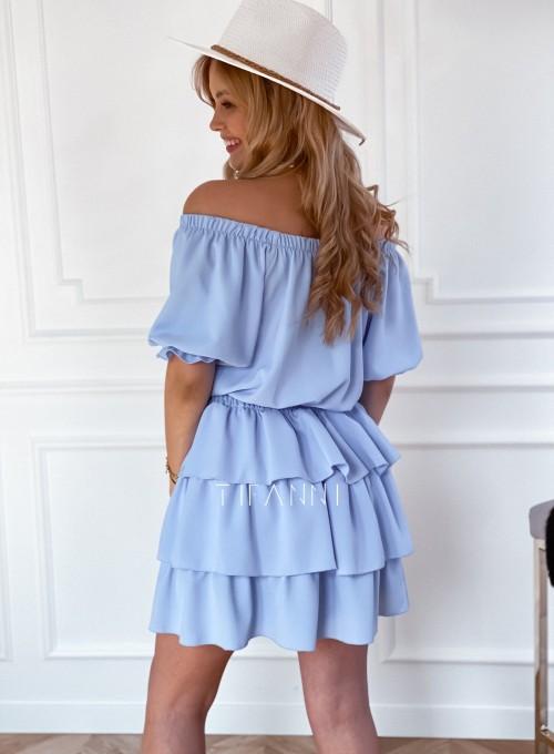 Sukienka Milo blue 2
