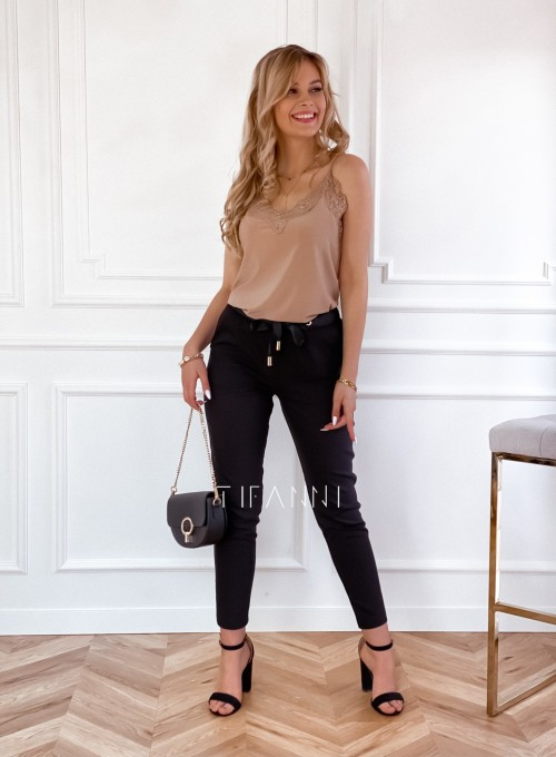 Spodnie Lavia czarne 5