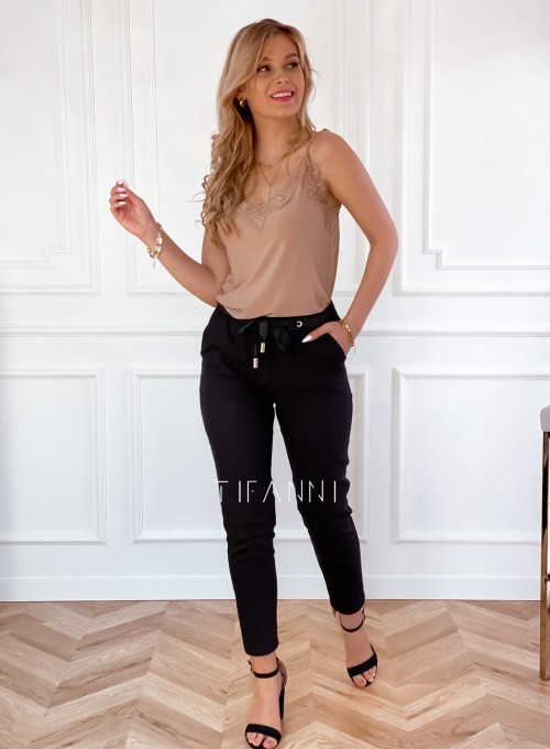 Spodnie Lavia czarne 1