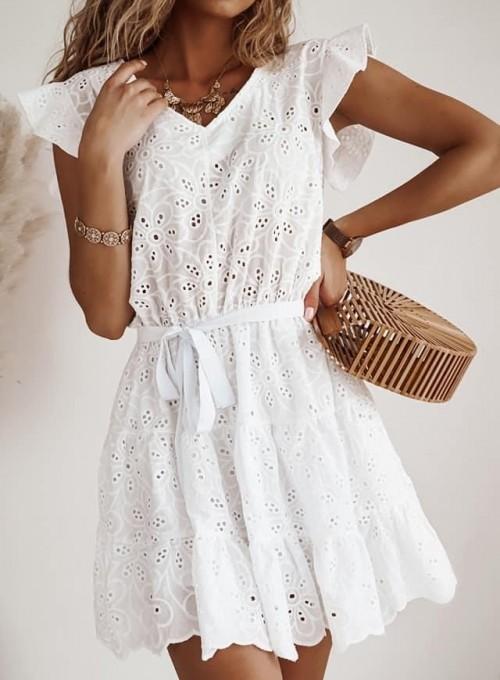 Bawełniana sukienka Lanco 2