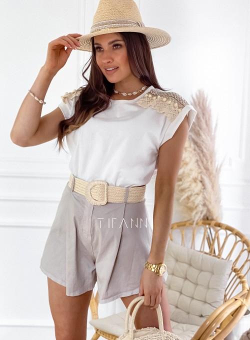 Bluzka Marise biała 1