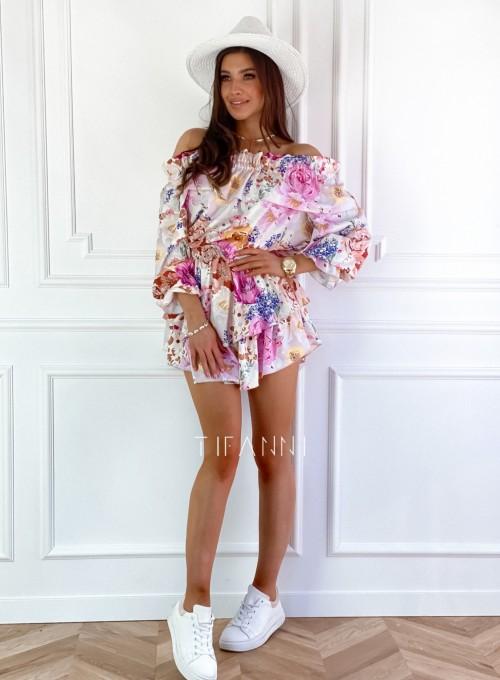 Komplet bluzka spódnica Miami 5