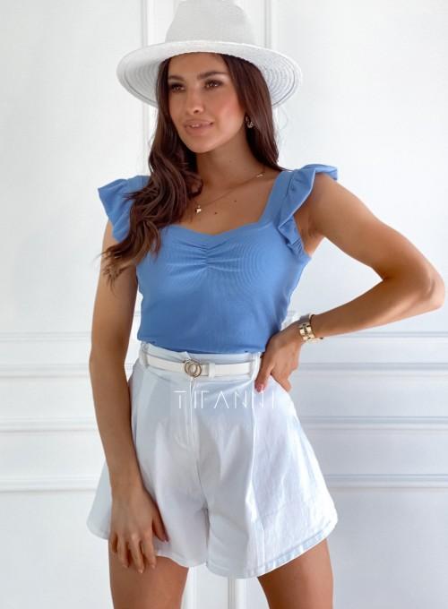 Bluzka Elen blue 2