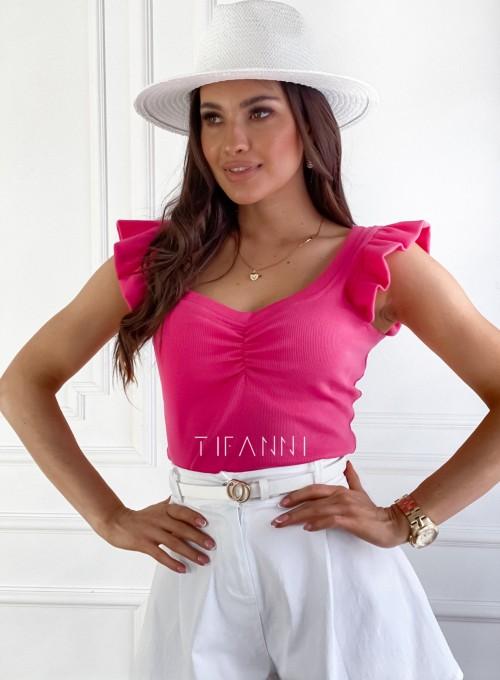 Bluzka Elen pink