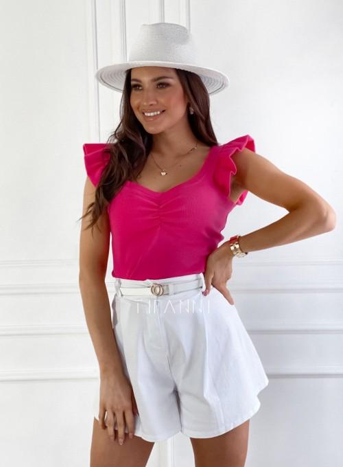 Bluzka Elen pink 2