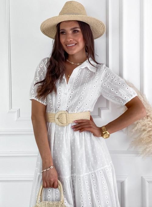 Ażurkowa sukienka Clasi 1