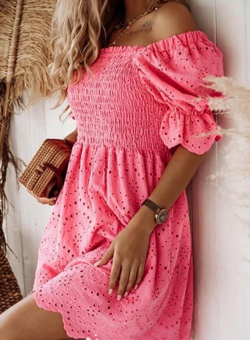 Sukienka Rene Pink 1