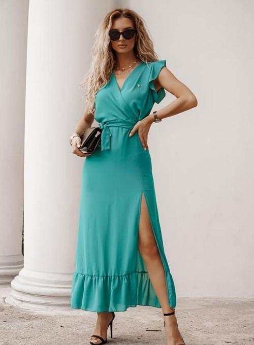 Sukienka Glise greean