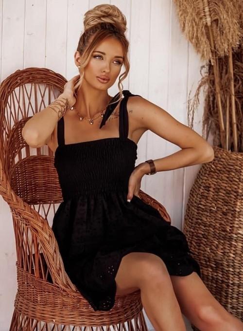 Sukienka Felipa czarna 1