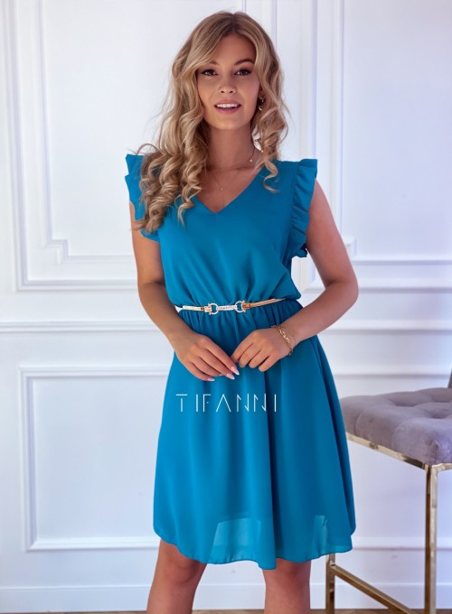 Sukienka Beki turkus