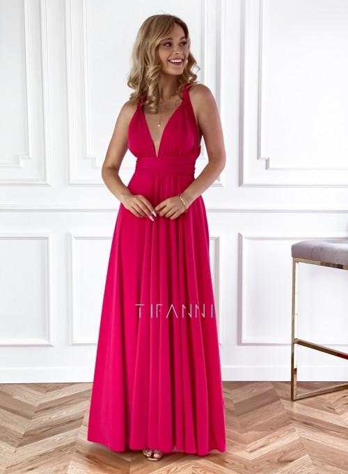 Długa sukienka KoKo 1