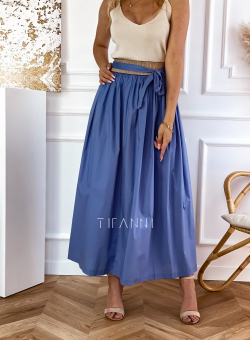 Spódnica Belli blue jeans