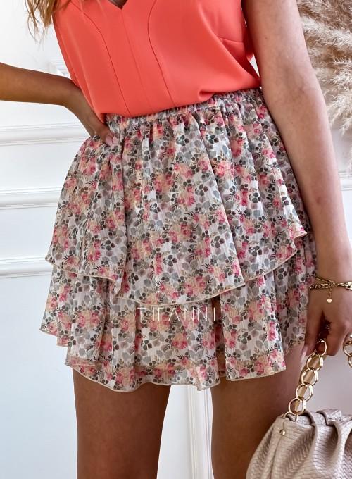 Spódnica Ronni w kwiatki