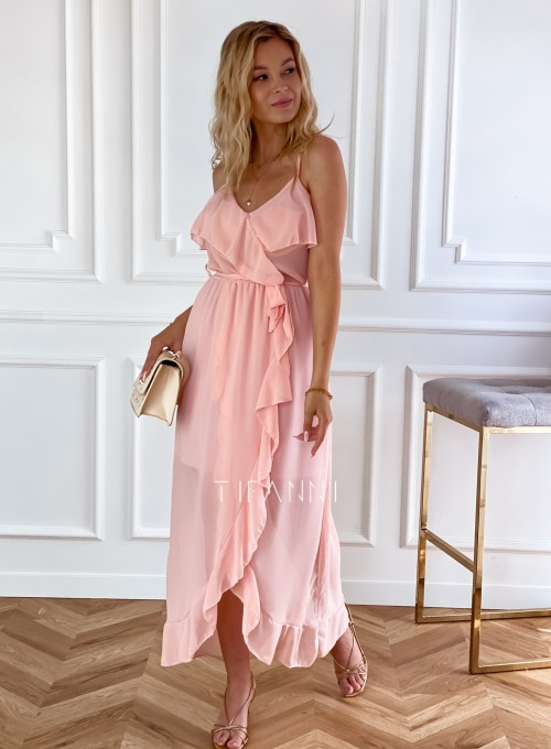 Długa sukienka Vegas 5