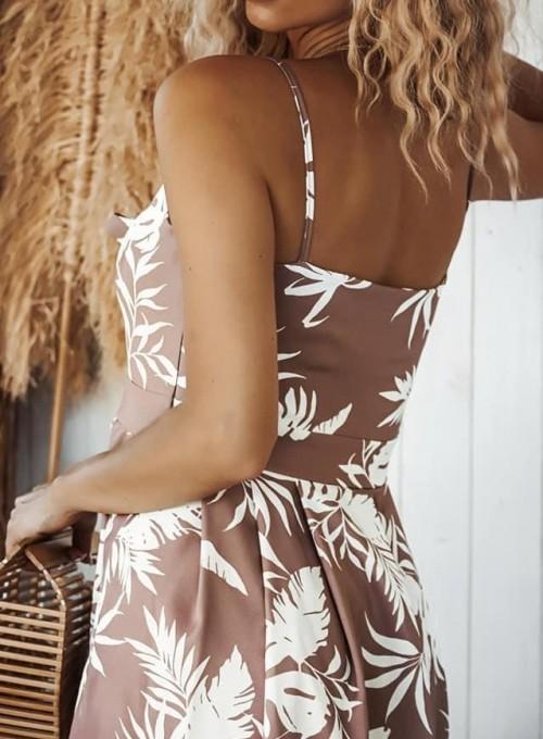 Sukienka Fonda palms 2