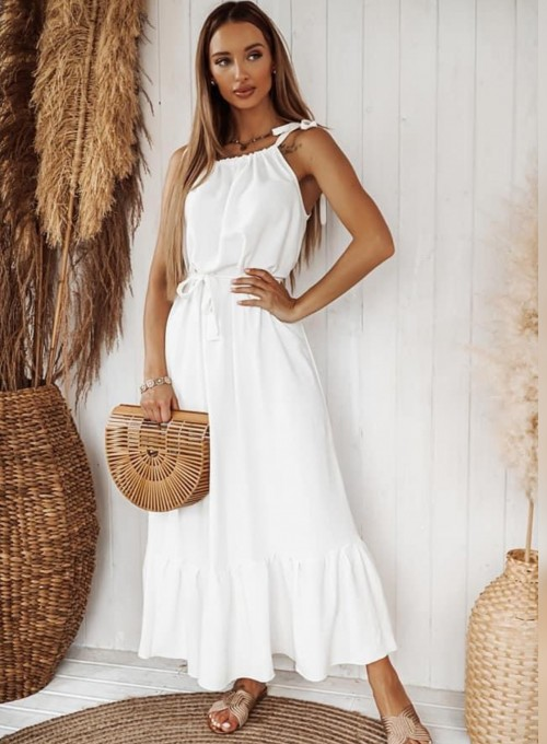 Sukienka Baby biała