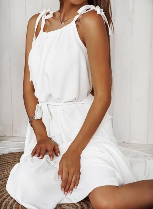 Sukienka Baby biała 1