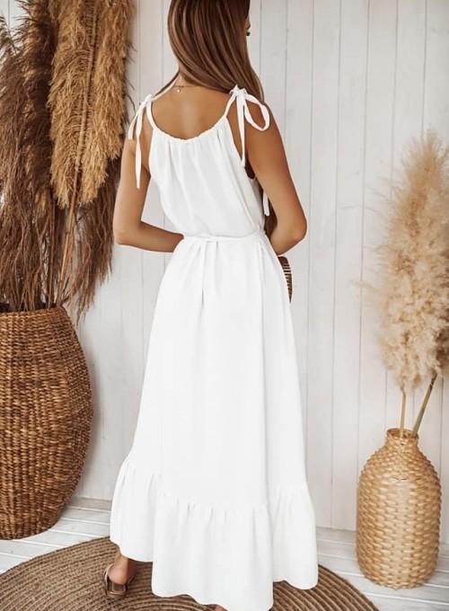 Sukienka Baby biała 2