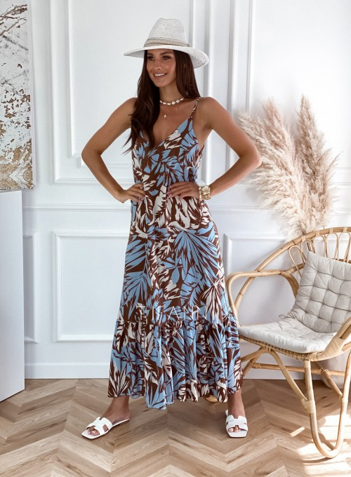 Sukienka Persi maxi 2