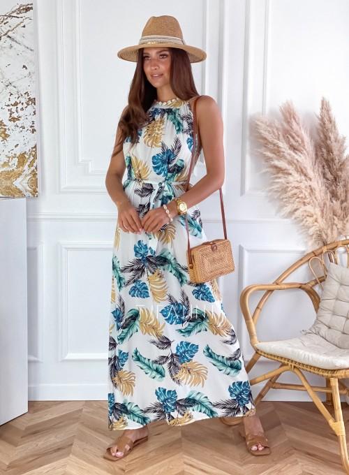 Sukienka maxi Carlo IV