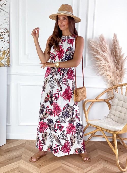 Sukienka maxi Carlo V