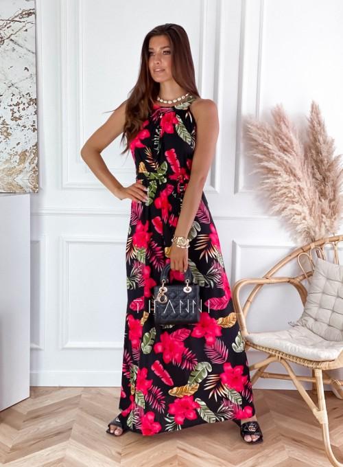 Sukienka maxi Carlo VI