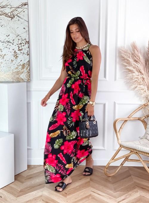Sukienka maxi Carlo VI 4