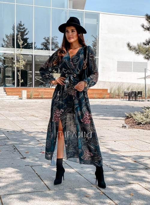 Sukienka długa Leni II