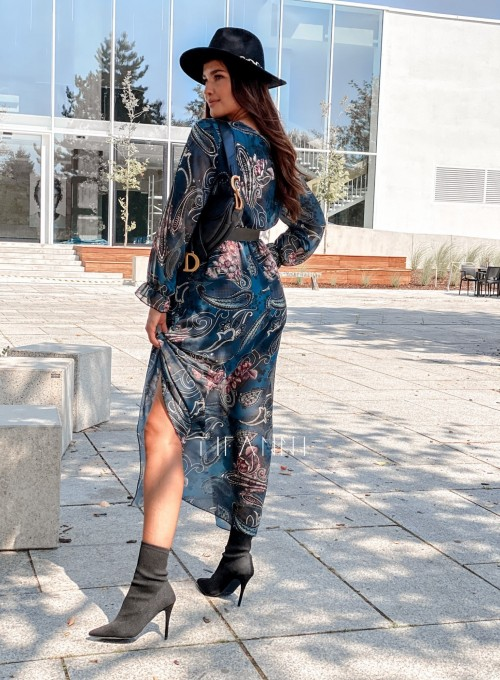 Sukienka długa Leni II 1