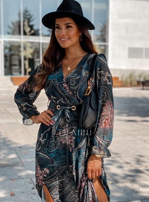 Sukienka długa Leni II 2