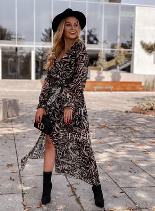 Sukienka długa Leni III 1