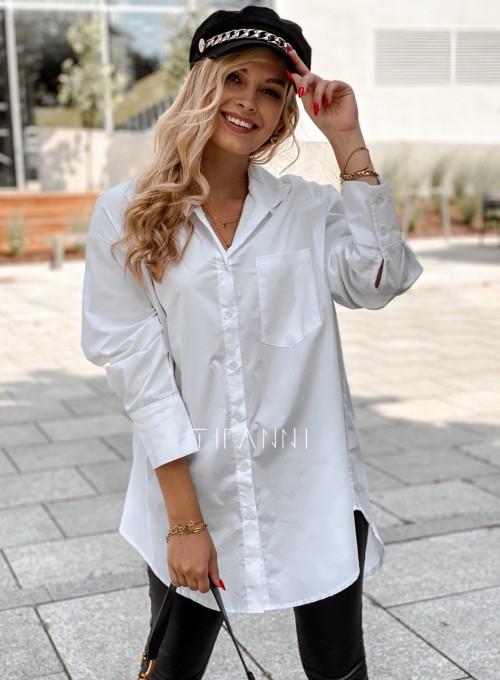 Koszula klasyczna rozpinana Mia 5