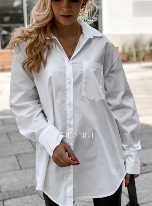 Koszula klasyczna rozpinana Mia 1