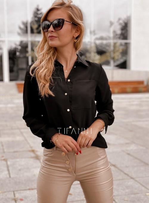 Koszula Pampi czarna