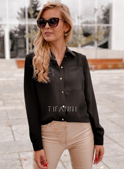 Koszula Pampi czarna 2