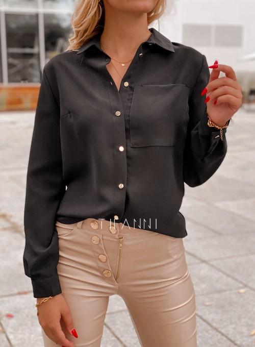 Koszula Pampi czarna 1