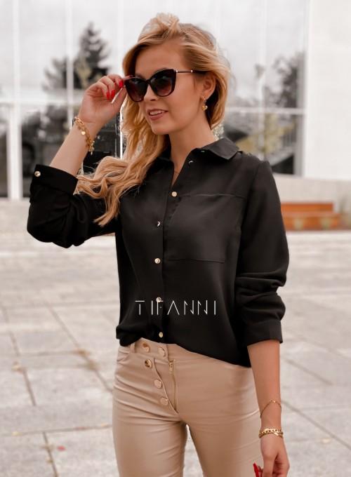 Koszula Pampi czarna 3
